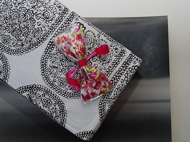 DIY- Confettirusetti - Humua -kaikkien juhlien ideapankki