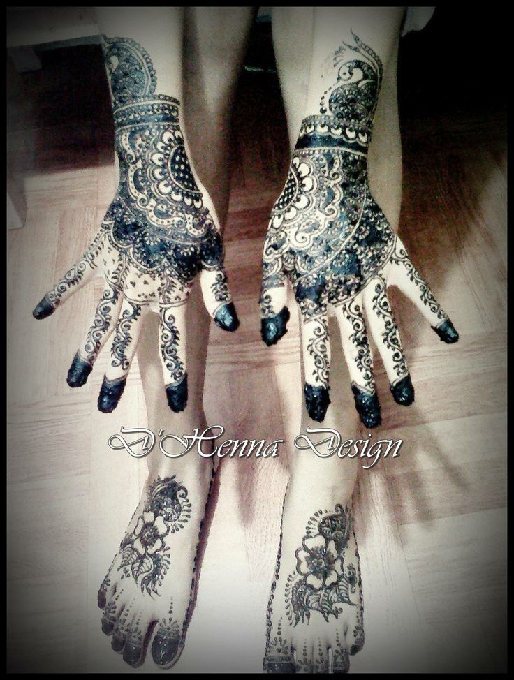 by. D'Henna