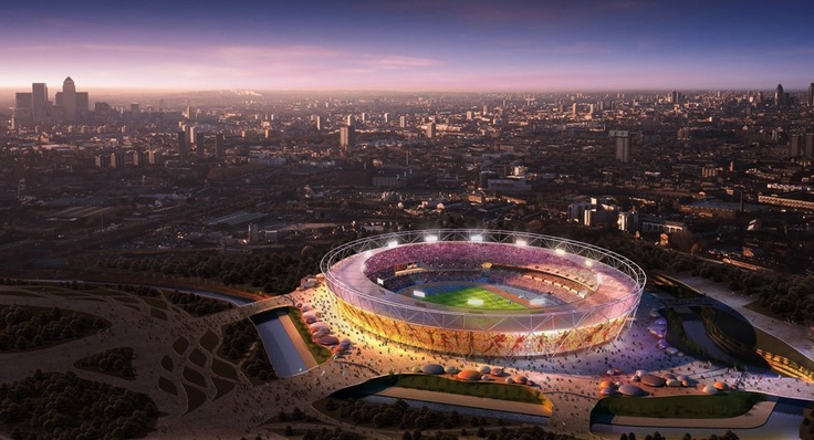 Olympic stadion London