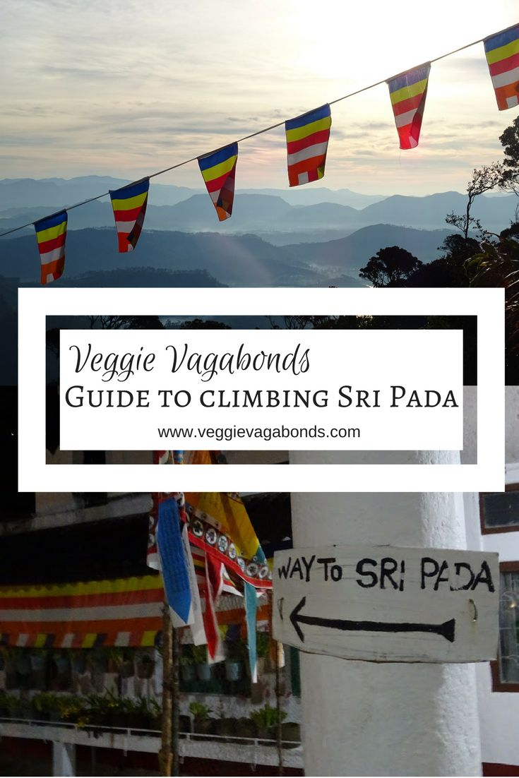 A pilgrimage site revered by Buddhists, Christians, Hindus and Muslims. Climb 5,500 steps to the most beautiful site in the world. Here's our guide to climbing Sri Pada (Adam's Peak), Sri Lanka.