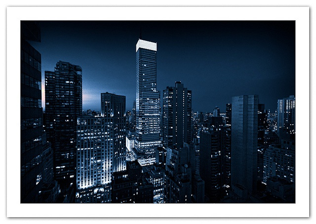 Night Mood NYC (Ian Mylam)