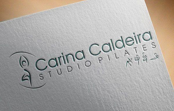 Branding - Carina Caldeira Studio Pilates on Behance