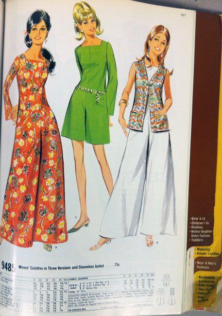 481 best Vintage Pattern Catalog Pages images on Pinterest | Vintage ...