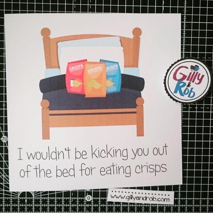Crisps in Bed