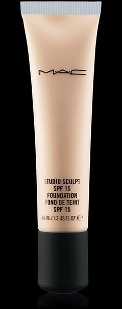 Studio Sculpt SPF 15 Foundation. Hydrating and good for dry sensitive skin.