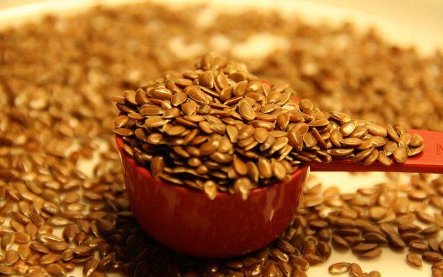 Heimische Superfoods: Leinsamen