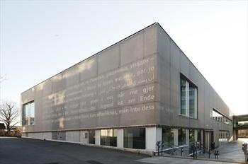 Garborgsenteret, a centre/museum about the poet and author Arne Garborg. Located in downtown Bryne.