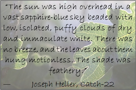 an analysis of the quote in catch 22 These quotes from catch 22 demonstrate many of the themes and ideas at play  in the story the analysis provided includes ideas on how to.