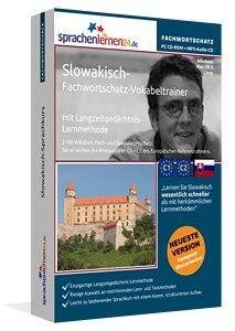 Lernen Sie Slowakisch themenbezogen, zielgerichtet und schnell - mit dem nach Fachbereichen und Themen sortierten Vokabeltrainer!