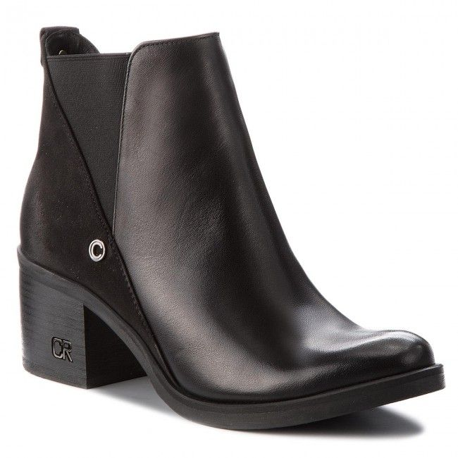 Botki Carinii B3705 N E50 360 Pol 861 Boots Chelsea Boots Ankle Boot