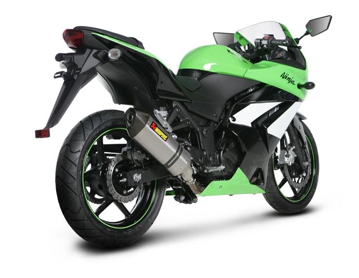 Kawasaki Ninja 250R Special Edition: Kawasaki Ninja