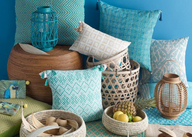 Collection Aqua Jungle - Maisons du Monde - Ete 2015