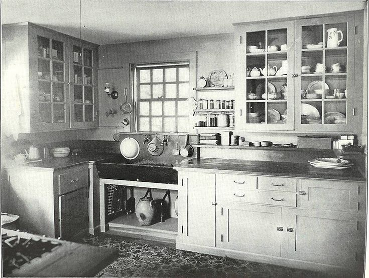 ideas for a 1920s kitchen...if we keep things period-appropriate.