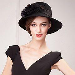Women's+Wool+Headpiece-Casual+Hats+–+USD+$+58.00