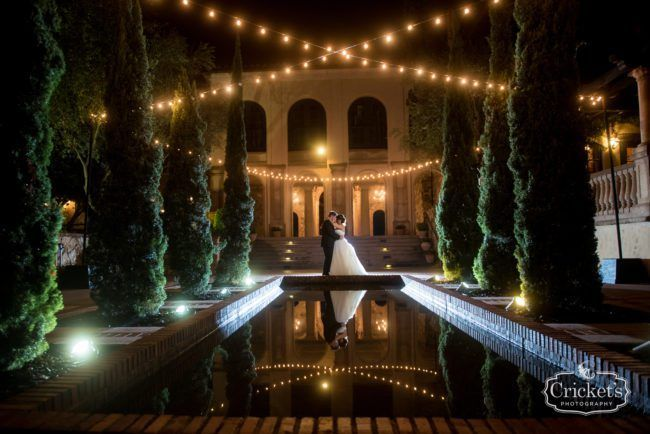 Jennifer & Richard had a big fat Italian wedding at the beautiful Bella Collina in Montverde, FL. We had the pleasure of coordinating a very beautiful day! | Photo by Cricket's Photography