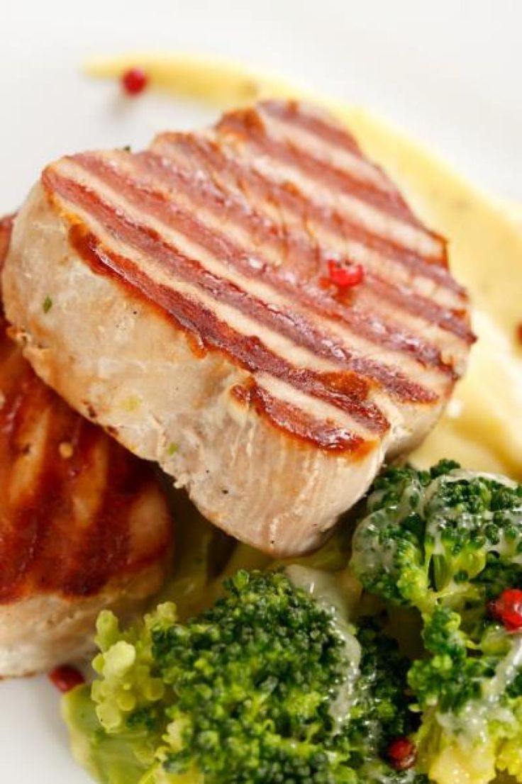 1000 images about tuna steak on pinterest marinated for Fish steak recipe