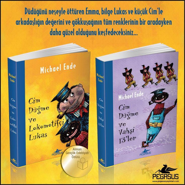 Düdüğünü neşeyle öttüren Emma, bilge Lukas ve küçük Cim'le arkadaşlığın değerini ve gökkuşağının tüm renklerinin bir aradayken daha güzel olduğunu keşfedeceksiniz.  Momo ve Bitmeyecek Öykü'nün yazarı Michael Ende'den, hem çocuklar hem de yüreği çocuk kalan yetişkinler için, arkadaşlık ve cesaret üzerine Alman Gençlik Edebiyatı Ödülü sahibi bir başyapıt daha…   Kitapları incelemek için…