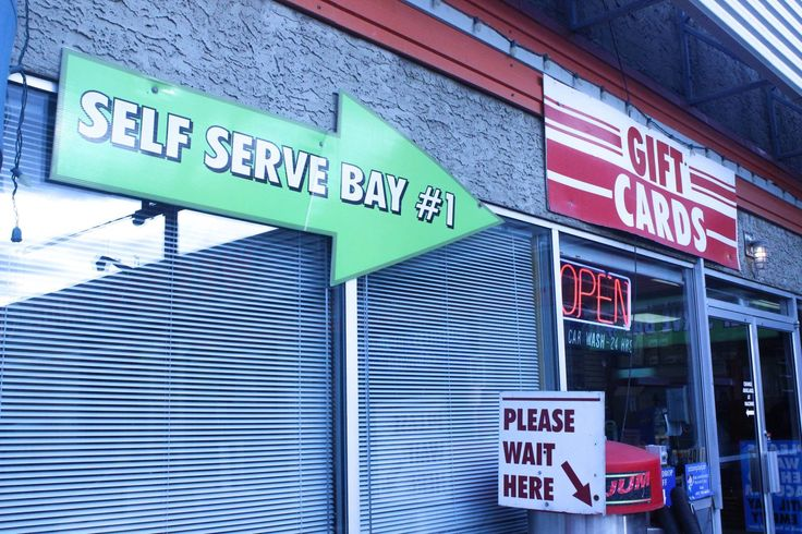 Self serve bay at your service!  #YYC #YYCBusiness #CarCleaning #CarDetailing #CarWash #Clean