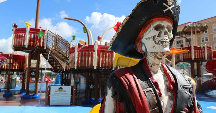 Have some fun in the sun in our incredible ShipWreck Island WaterPark in Westgate Town Center Resort! Book your Orlando vacation with this 3 day/ 2 Night offer!