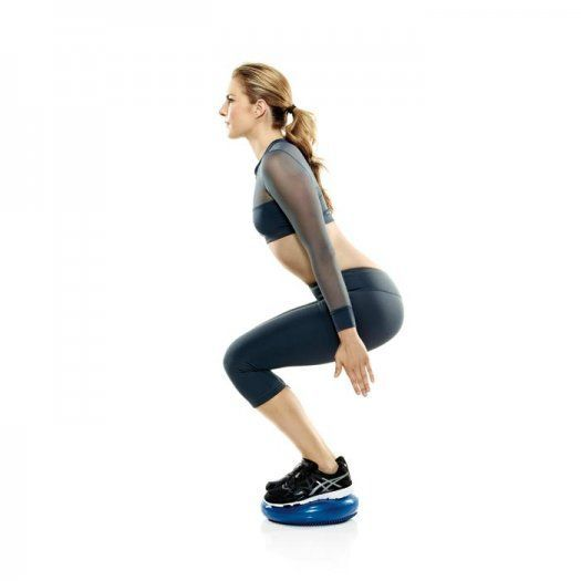 For a flat belly, better posture, and an overall sleek physique, a disc is your must-try tool.