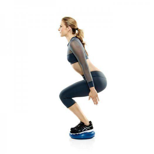 Balance Board Exercises Beginners: 25+ Best Ideas About Balance Exercises On Pinterest