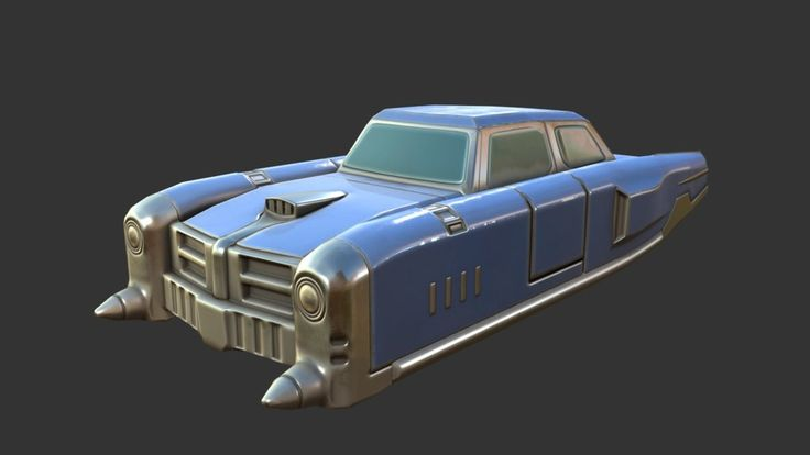 Another one based on Fallout 3's concept art.<br>Made with 3DSMax and Substance painter.