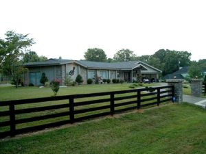Tennessee Home Where Johnny Cash Lived during the 60's
