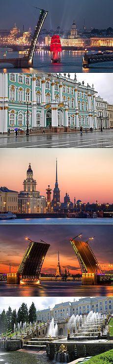 Санкт-Петербург: места, которые обязательно стоит посетить
