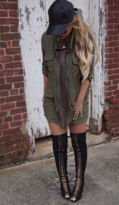 Bodycon dress knee high boots outfit ideas street toronto