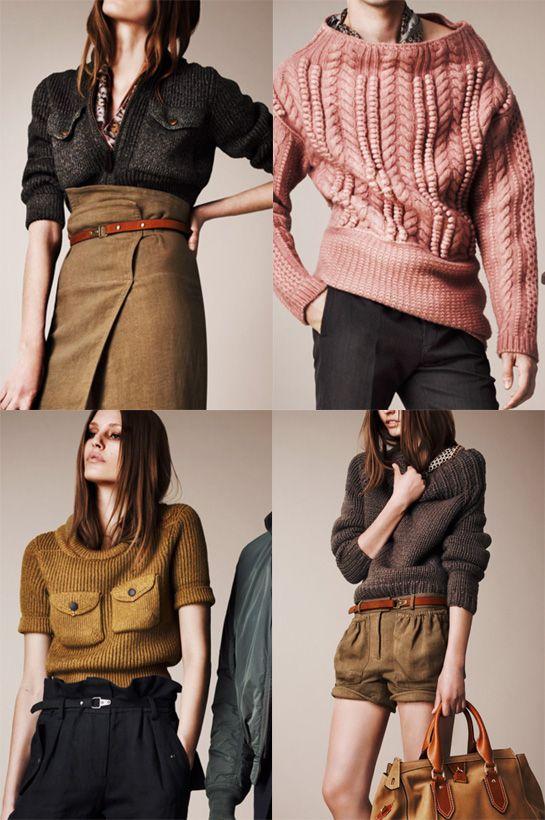 burberry prorsum knitwear, resort 2013: Clothing Hors, Fashion Week, 2013 Via Style Com, Inspiration Knits, Hello Style, Knits 12, Fa Fashion, Prorsum Knitwear, Fashion Remark