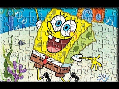 Sponge Bob New Style Puzzle Game - Kids Puzzle Game Hello guys, We want to share puzzle games for kids. These are jigsaw puzzle games for your kids. It helps...