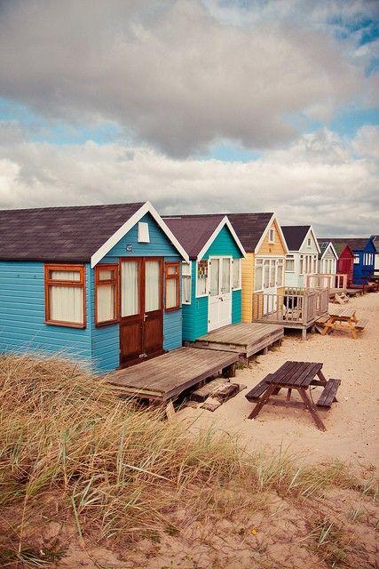 Beach Home, Beach Cottages, Beach Houses, Beach Huts, Colours Beach, At The Beach, Colors Beach, Beach Shack, New Zealand