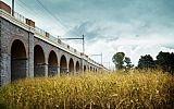 Jezernický viadukt © m-ARK | Olomoucký kraj