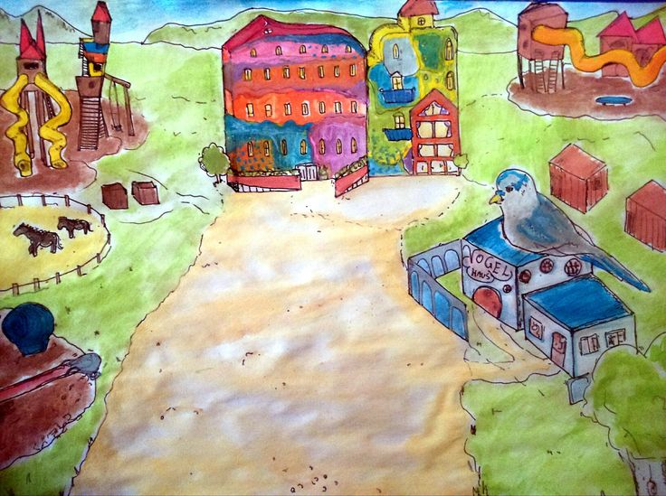 """Aus dem Buch """"Anna und die Sprache der Dankbarkeit"""" von Büffelino  #Bunt #Cartoon #Kinderbuch #Abenteuer #Rätsel #Reime #Fantasie #Reisen #Ferienhof #lesen"""