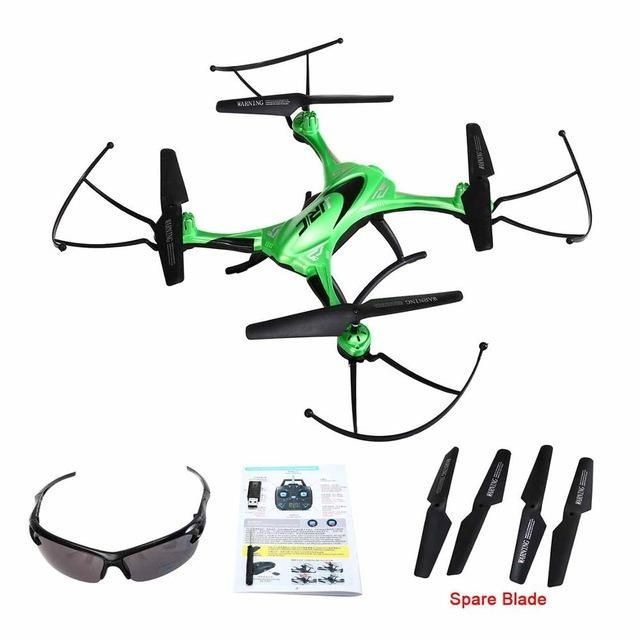 Original JJRC H31 RC Drone 2.4G 4CH 6Axis Headless Mode One Key Return RC Helicopter Quadcopter Waterproof Dron Vs Syma X5c H37
