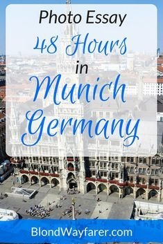 solo female travel | germany | travel inspiration | wanderlust | europe vacation | munich | central europe