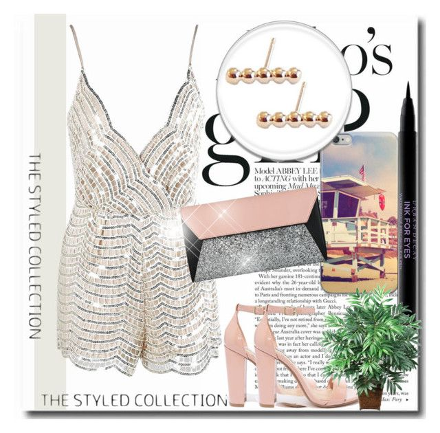 """""""Summer 2016 Trends"""" by dianagrigoryan ❤ liked on Polyvore featuring Steve Madden, Urban Decay and Nearly Natural"""
