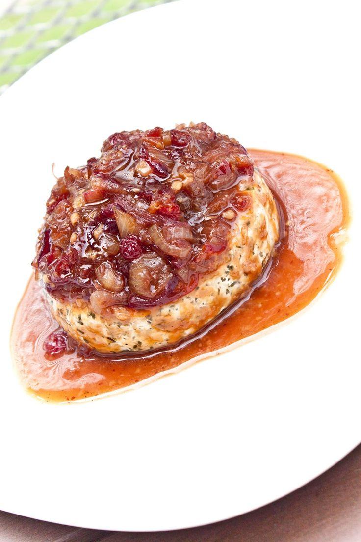 Cucinare con amore: Hermelín s brusinkovou omáčkou