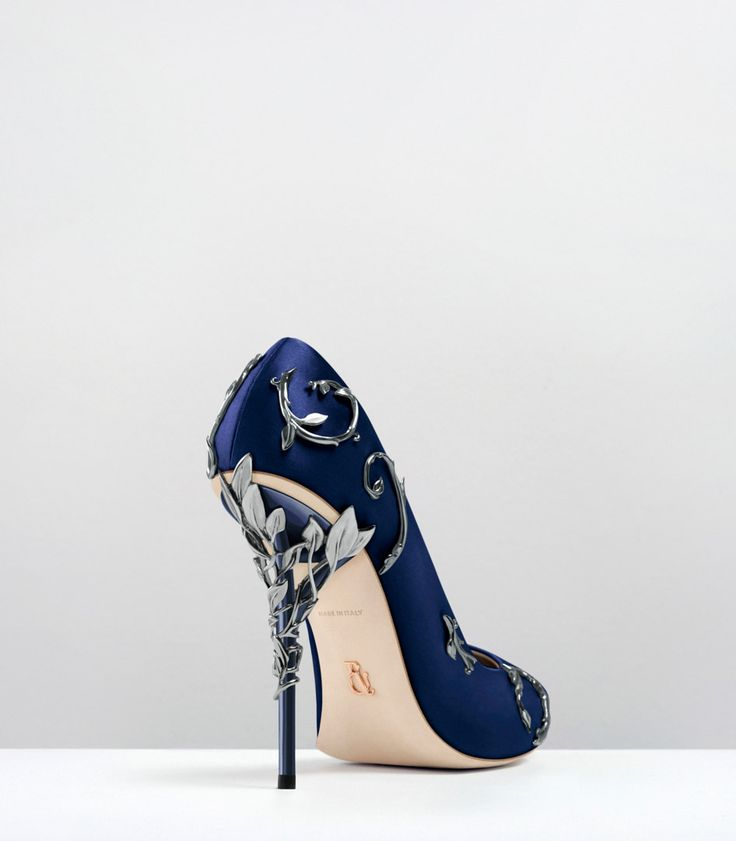 Best 25  Blue high heels ideas on Pinterest | High heels 2014 ...