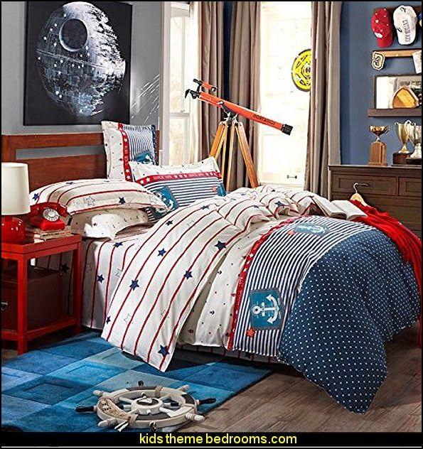 Best 25+ Nautical bedroom furniture ideas on Pinterest Nautical - nautical bedroom ideas