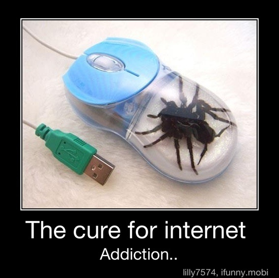 Too bad this was put on the internet a few too many years after mice were no longer needed....Otherwise, ya, no internet or computer EVER for me