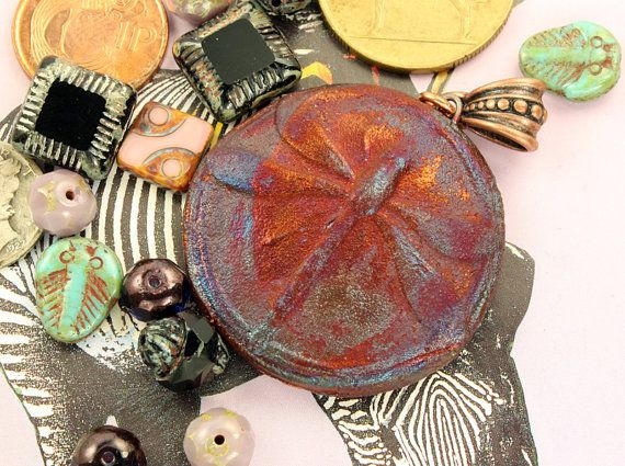 424 best raku pendants and stoneware pendants images on pinterest raku dragonfly pendant by elementspottery on etsy 1400 aloadofball Choice Image