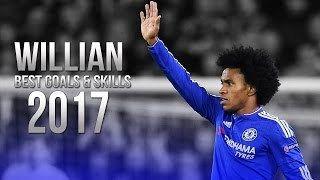 Willian  Best Skills & Goals  Chelsea FC  2016/2017