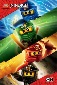 Ninjago Masters of Spinjitzu