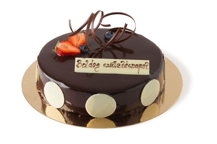 Taste our delicious celebration cake and order online in advance on corinthia.com/budapest