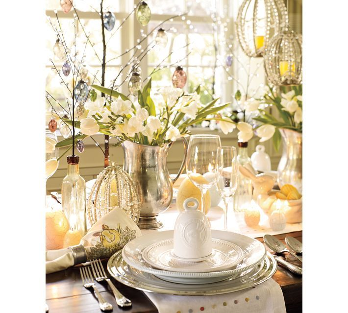 Someday I Will Have An Easter Garden Party Brunch Love Those Little Domes At
