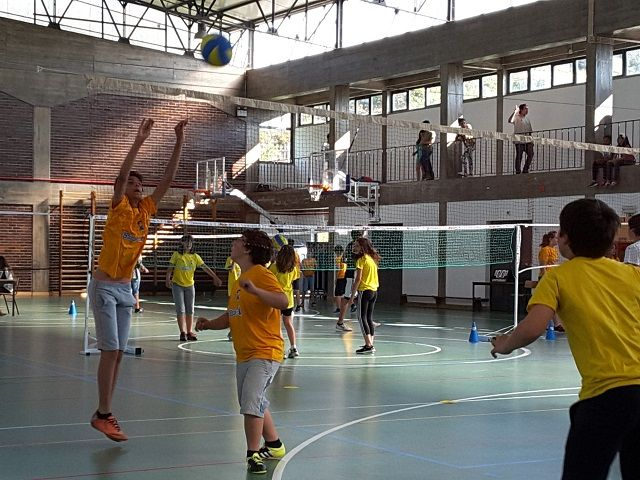 Gira-Volei 2016: Mais de 100 gira-atletas no Torneio de Abrantes