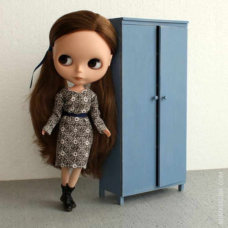 furniture for #playscale #dolls like #blythedoll by #minimagine