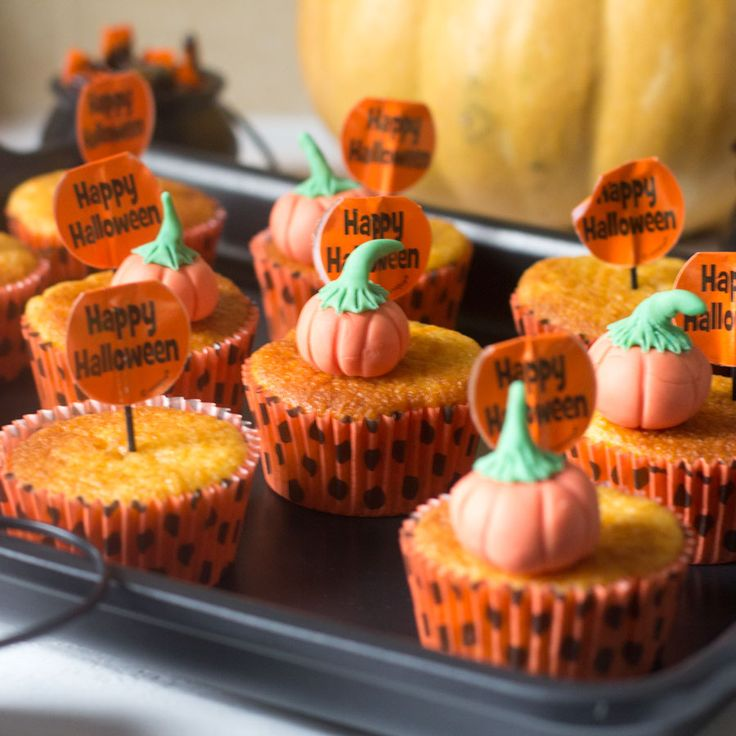 Muffins de calabaza. Receta Norteamericana para Halloween con Thermomix   Thermomix en el mundo   Bloglovin'