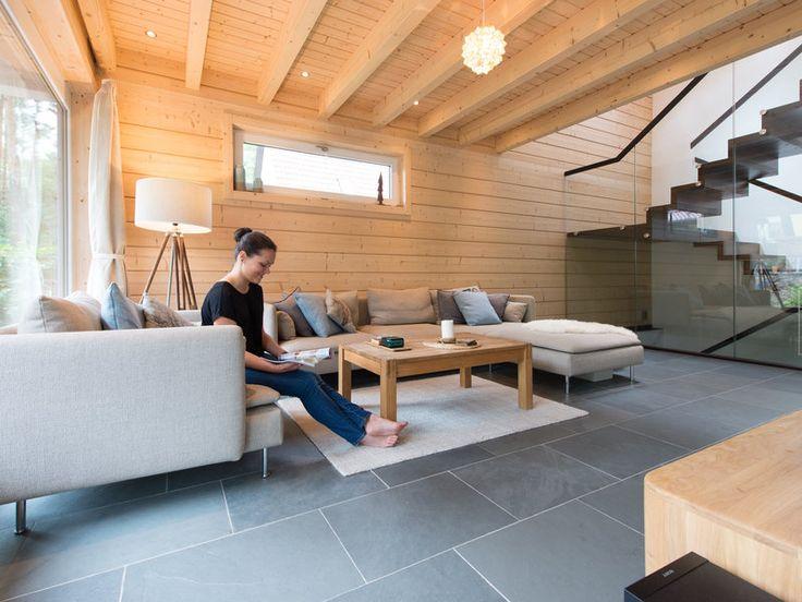 Die besten 25+ Schiefer Fliesenböden Ideen auf Pinterest - schiefer fliesen wohnzimmer
